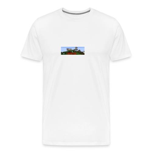 SKYVILLAGE jpg - T-shirt Premium Homme