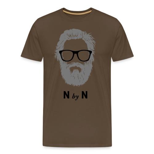 nerdybeards_billy - Männer Premium T-Shirt