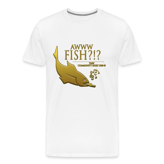 Aww Fish Kazoo Tee