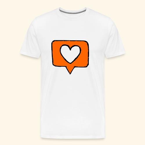 Like - Men's Premium T-Shirt