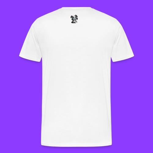 Sky Cartoon PP Cropped png - Men's Premium T-Shirt