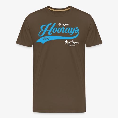 Hoorays-17 - Men's Premium T-Shirt