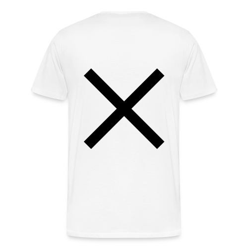 X Anker - Männer Premium T-Shirt