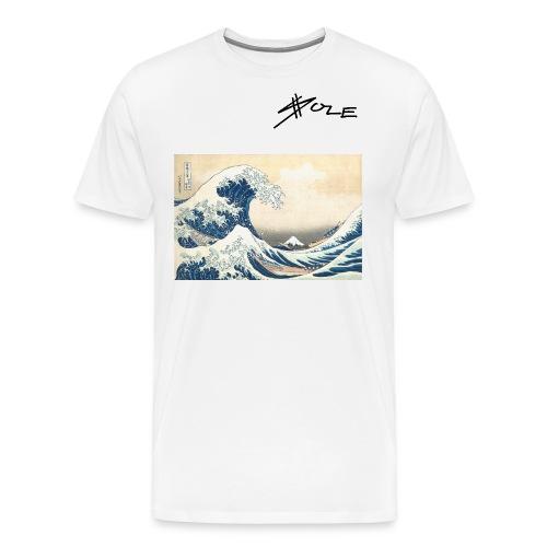SOLE Logo Hoodie - Männer Premium T-Shirt