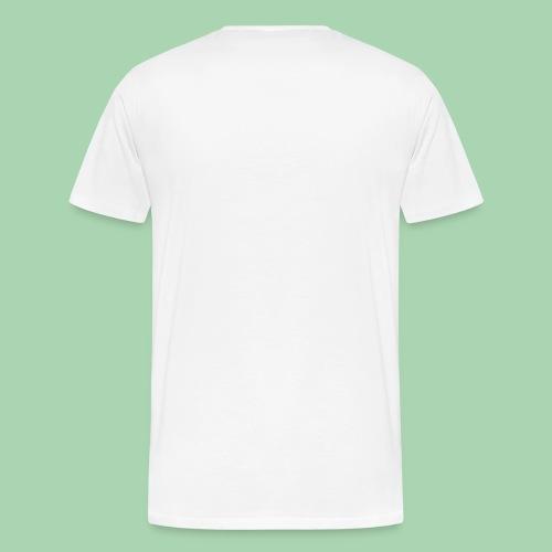 cpt mike red Copy png - Men's Premium T-Shirt