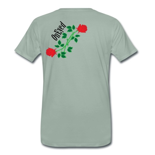 OnEyed Roses - Mannen Premium T-shirt