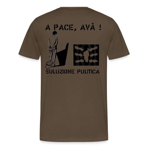 A PACE AVA 2 - T-shirt Premium Homme