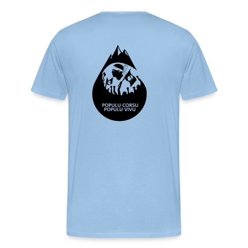 ISULA MORTA - T-shirt Premium Homme