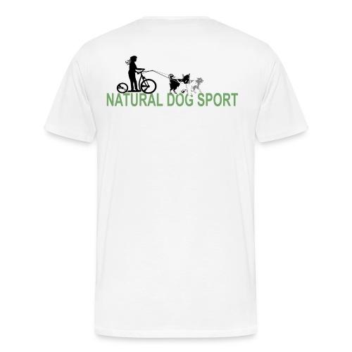 PNGLogo NDS png - Männer Premium T-Shirt