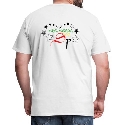974 ker kreol - T-shirt Premium Homme