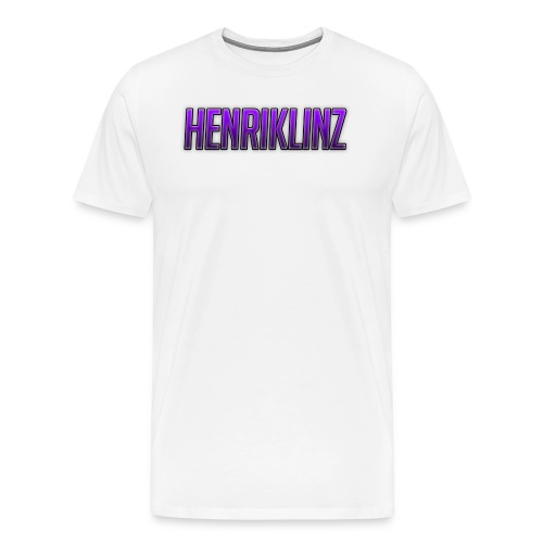 Overwatch Sombra2 Textonly gross png - Männer Premium T-Shirt