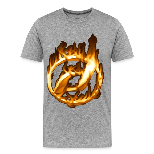 Heißes Daelim Logo T-Shirts - Männer Premium T-Shirt