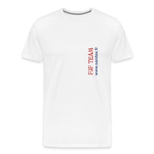 F3F Team6 png - T-shirt Premium Homme