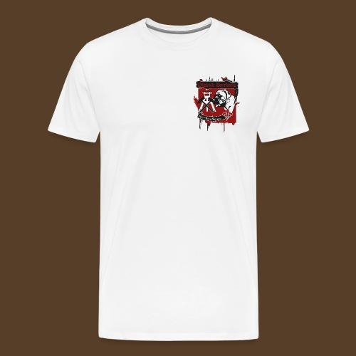 Oldland Boerboels la Familia - Männer Premium T-Shirt