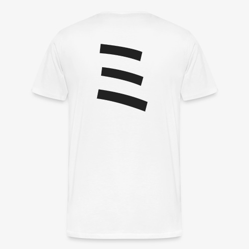 Alex Lander Branding Shape - T-shirt Premium Homme