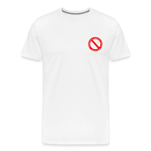 Noplay1 png - T-shirt Premium Homme