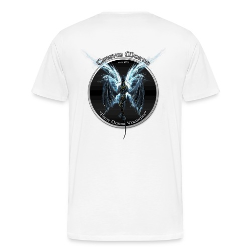 Caestus Mortis Logo - Männer Premium T-Shirt
