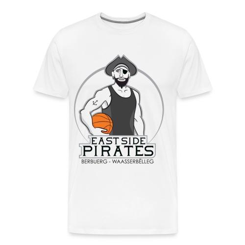 LOGO_emil_antony_Spirit - Männer Premium T-Shirt