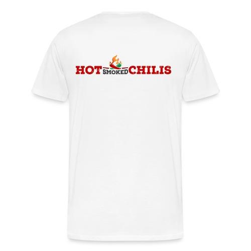 HSC - Logo - Männer Premium T-Shirt
