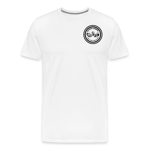 origblacklogo png - Men's Premium T-Shirt