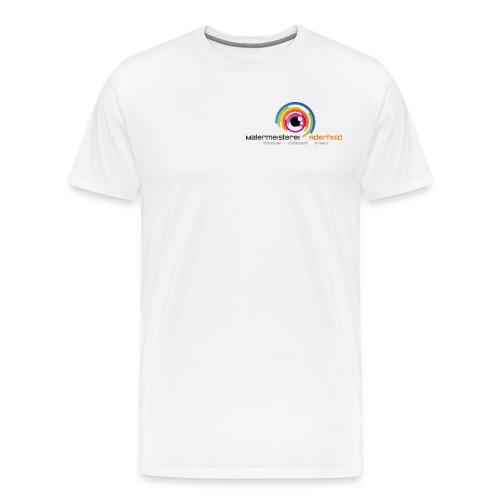 20140906mmalogo - Männer Premium T-Shirt