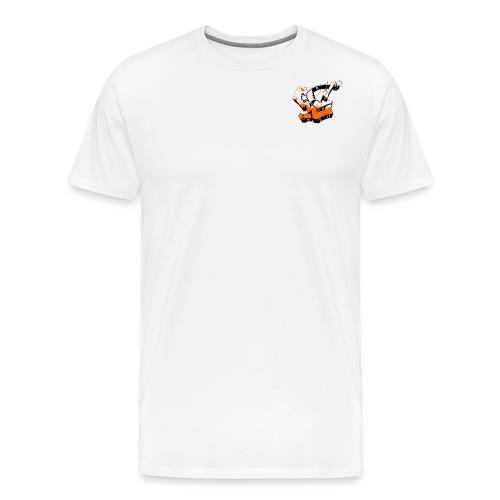 Logo QS top png - Männer Premium T-Shirt