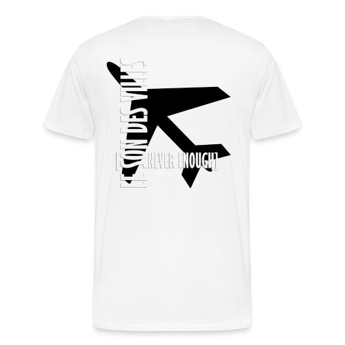 Le Son Des Villes Avion - T-shirt Premium Homme