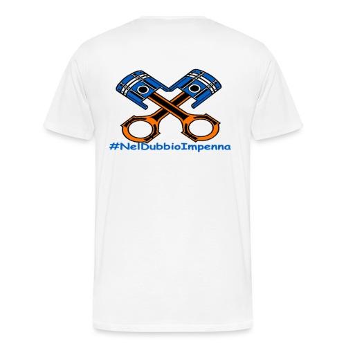 maglia logo png - Men's Premium T-Shirt