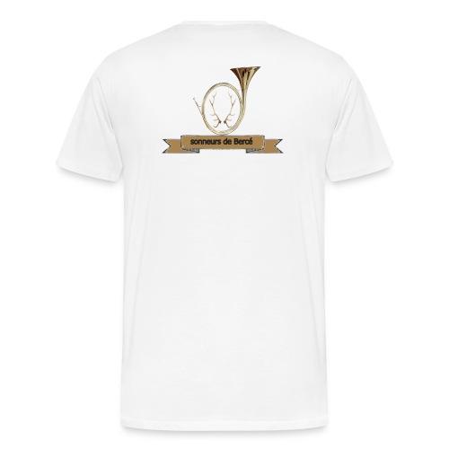 sonneurs de Bercé - T-shirt Premium Homme