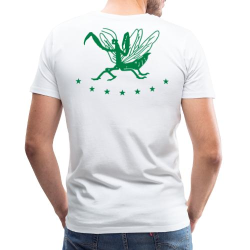 Seven Star Mantis - Männer Premium T-Shirt