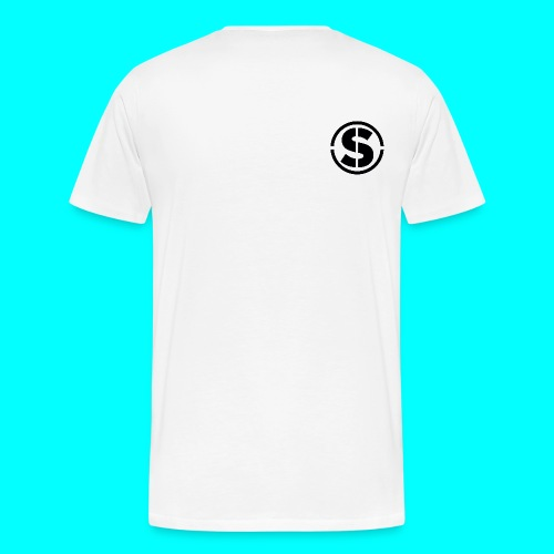 sense logo png - Men's Premium T-Shirt