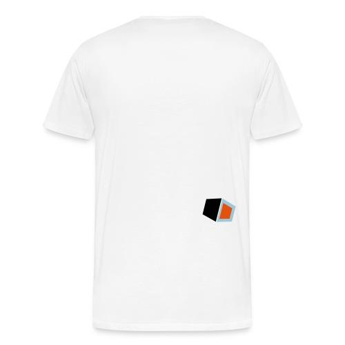 Das Fachpersonal Cube Shirt - Männer Premium T-Shirt