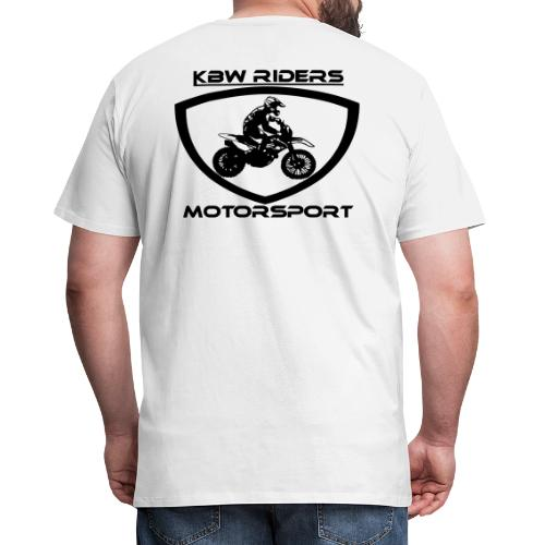 KBW Riders - Männer Premium T-Shirt