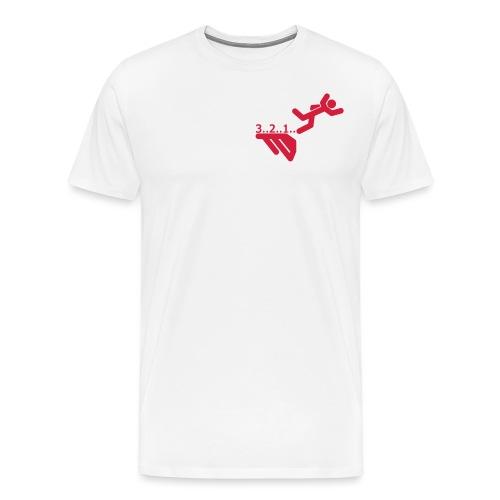 RBASEG_Sign - Men's Premium T-Shirt
