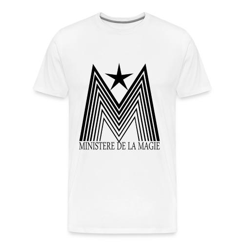 LOGO BB détouré applati c - T-shirt Premium Homme