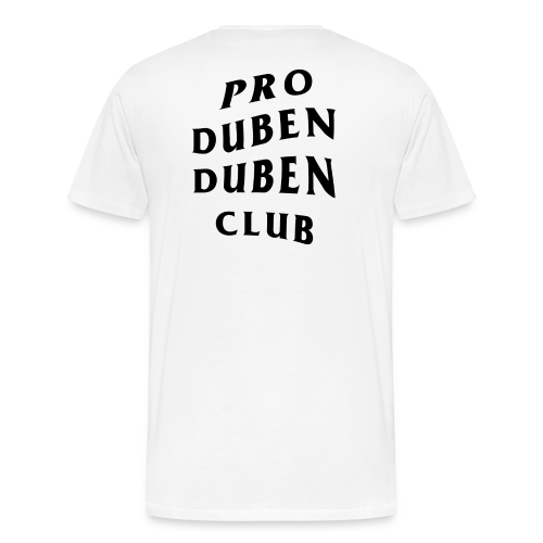 Pro Duben Duben Club S1 - Männer Premium T-Shirt