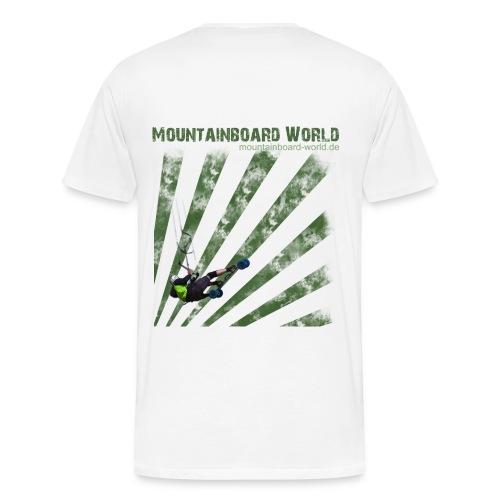 Yannick Schwickert - Männer Premium T-Shirt