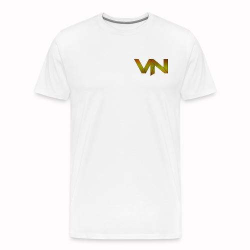 vN Render Gold png - Männer Premium T-Shirt