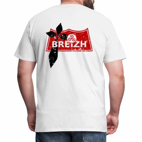 Breizh Usé - T-shirt Premium Homme