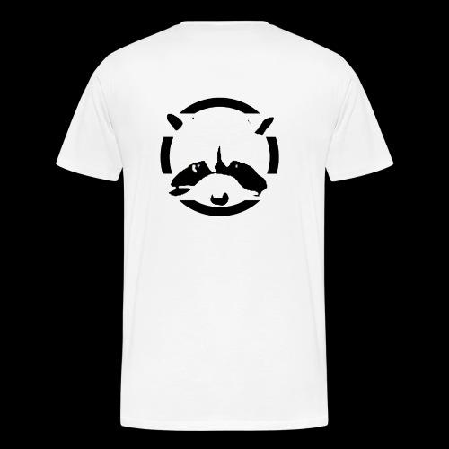 Racoon 2 - T-shirt Premium Homme