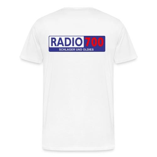 schlagerundoldies - Männer Premium T-Shirt