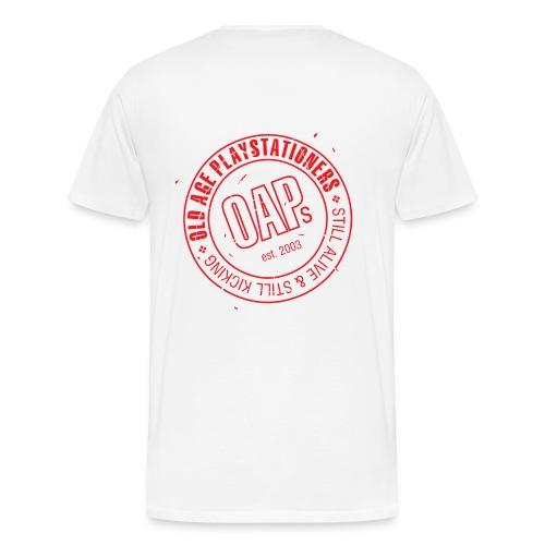 oaplogooriginallarge - Men's Premium T-Shirt