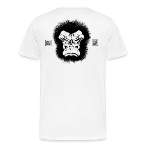 team gorilla copy - Men's Premium T-Shirt