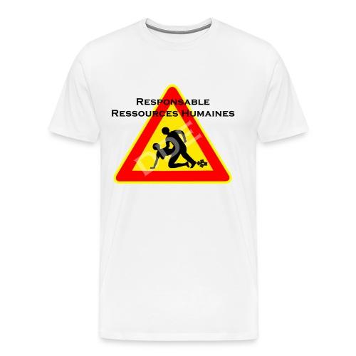 responsablerh - T-shirt Premium Homme