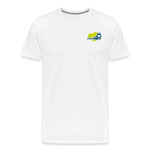 logo_short_bluegreen - Männer Premium T-Shirt