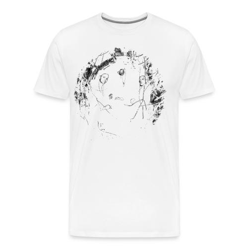 HundK_Schrift - Männer Premium T-Shirt