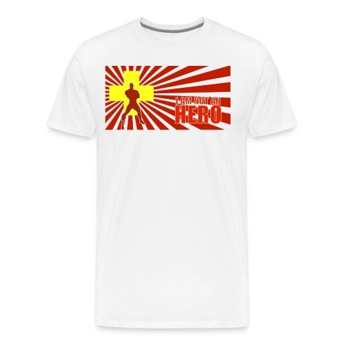 IamNOTanHERO2 - T-shirt Premium Homme
