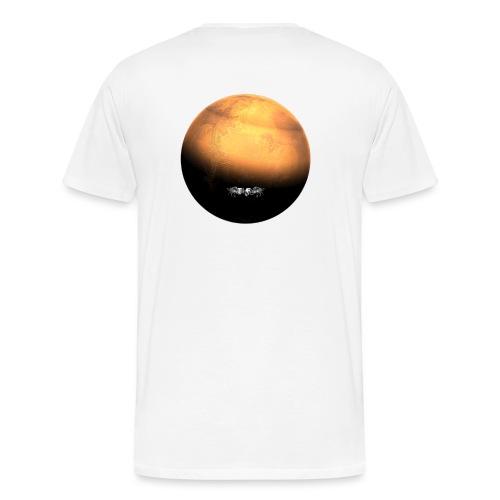 MARS Planet - T-shirt Premium Homme