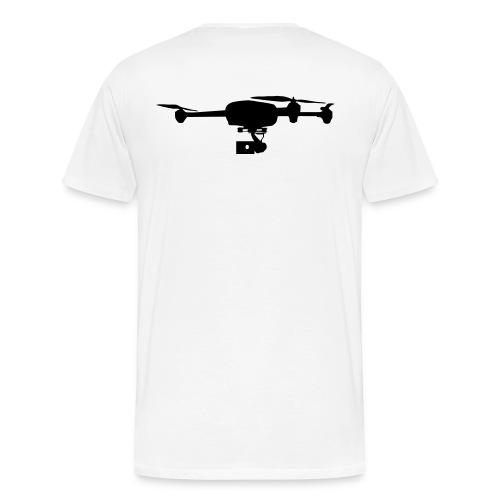 Drone telepilote Vestes et gilets - T-shirt Premium Homme