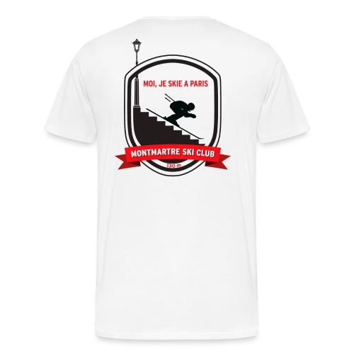 MSC 22 png - T-shirt Premium Homme